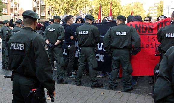 Polizei Frankfurt News