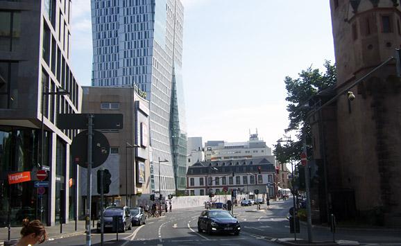 Architekturbüros Frankfurt klotzige neubauten überforderte architekturbüros bürger für